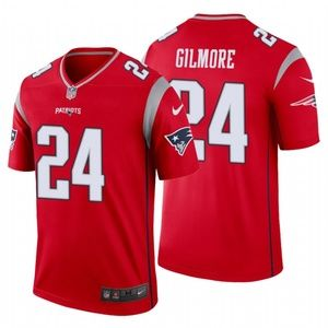 Men Stephon Gilmore New England Patriots Jersey